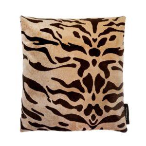 Cushion Tiga gold 45x45cm
