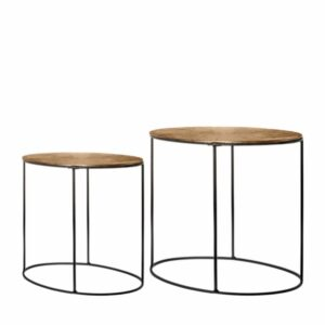 Side table Merton copper s/2 53cm