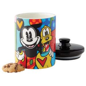 Pluto Canister Cookie Jar (Small)