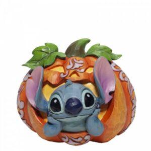 Stitch O' Lantern (Stitch inside Pumpkin Figurine)