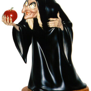 """WDCC Hag """""""" take the apple, dearie"""""""""""