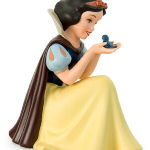 """WDCC Snow white """""""" won't you smile for me?"""""""" +pin"""