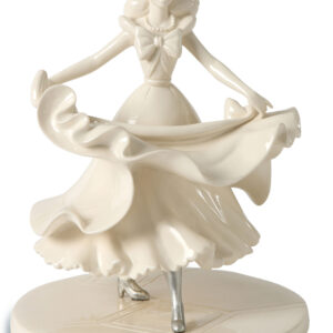 """Cinderella """"""""Isn't it lovely? Do you like it (white ware)"""""""""""
