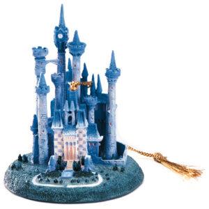 "Cinderella castle ornament """"A castle for Cinderella"""""