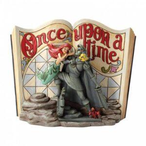 Undersea Dreaming (The Little Mermaid Storybook Figurine)