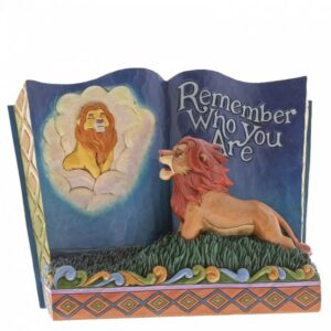 Remember Who You Are (The Lion King Storybook Figurine)