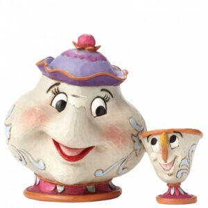A Mother's Love (Mrs. Potts & Chip Figurine)