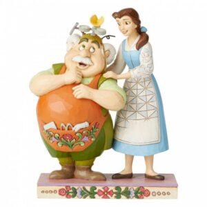 Devoted Daugher (Belle & Maurice Figurine)