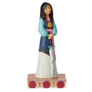Winsome Warrier (Mulan Princess Passion Figurine)