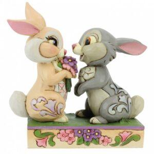Bunny Bouquet (Thumper & Blossom Figurine)