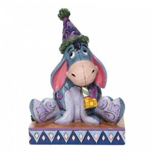 Birthday Blues (Eeyore with Birthday Hat Figurine) N