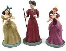 Lady Termaine, Anastasia & Drizella