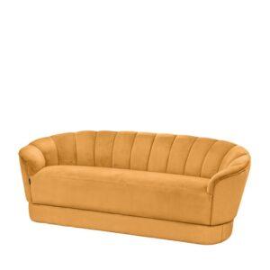 Sofa Sophia gold 170cm