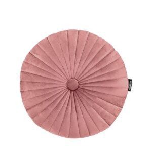 Cushion Emmy old pink ø40cm AB