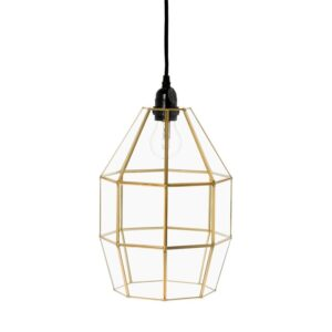 Lamp hanging Felix gold 32cm
