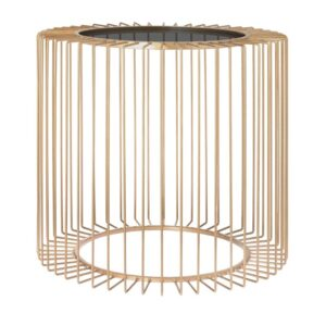 Sidetable Rocco gold 50cm