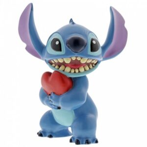 Stitch Heart Figurine