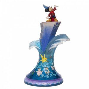 Summit of Imagination (Sorcerer Mickey Masterpiece Figurine)