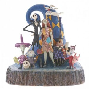 What A Wonderful Nightmare (The Nightmare Before Christmas Carved by Heart Figurine)