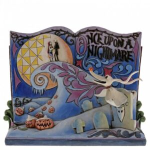 Once Upon A Nightmare (The Nightmare Before Christmas Storybook Figurine)