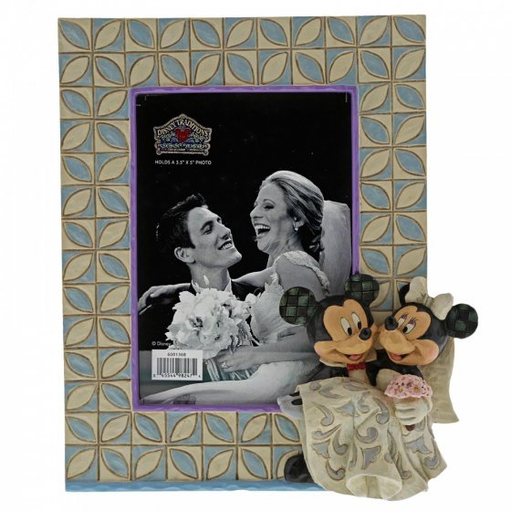 Mickey & Minnie Wedding Frame