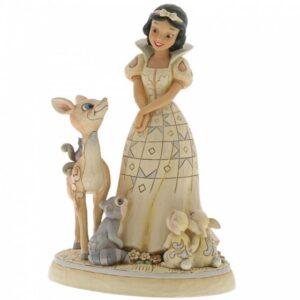 Forest Friends (White Wonderland Snow White Figurine)