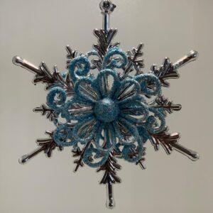 Ornament Sneeuwblok