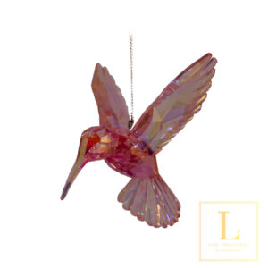 Hummingbird Acryl Pink
