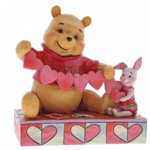 Handmade Valentines (Winnie the Pooh & Piglet Figurine)