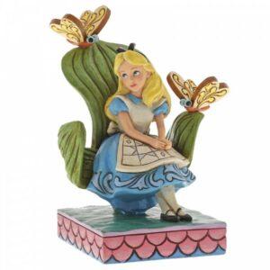 Curiouser & Curiouser (Alice in Wonderland Figurine)
