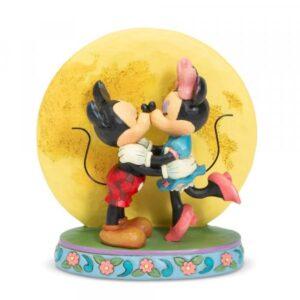 Magic & Moonlight (Mickay & Minnie with Moon Figurine) N