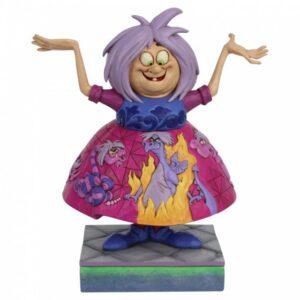 Madcap Metamorphoses (Madam Mim with Sword in the Stone Scene Figurine)