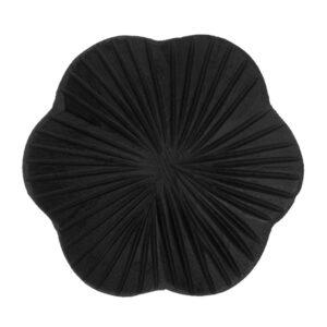 Plate Fre black 10cm