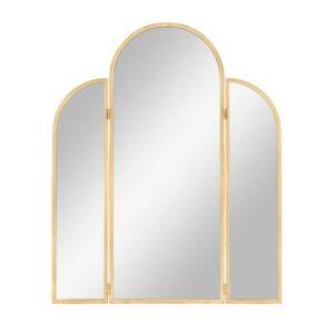 Mirror Romy gold 110cm