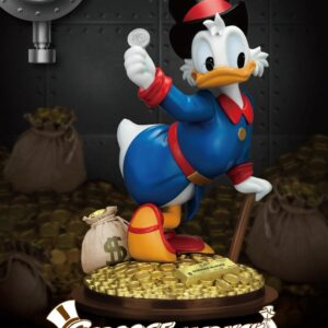 Disney: Duck Tales - Master Craft Scrooge McDuck Statue