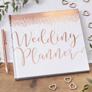 Beautiful Botanics - Wedding Planner - Rose Gold