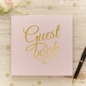 Pastel Perfection - Guest Book