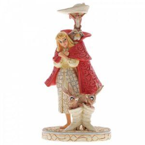 Playful Pantomime - Aurora as Briar Rose Figurine
