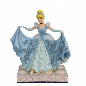 Cinderella Transformation (Cinderella Glass Slipper Figurine)