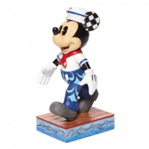 Snazzy Sailor - Mickey Sailor Personality Pose Figurine