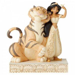 Wondrous Wishes - White Woodland Jasmine Figurine