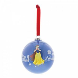 The Little Princess (Snow White and the Seven Dwarfs Bauble)