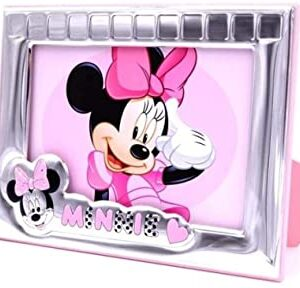 LILLY & THE TRAMP PHOTO FRAME 9x13 PINK