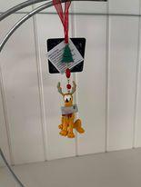 "Ornament pluto ""santa message"""