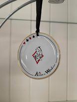Ornament Alice Tea plate
