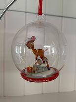 Kerstbal Bambi & Stamper