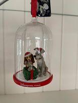 "Kerstbal Lady & de Vagebond ""puppy"""
