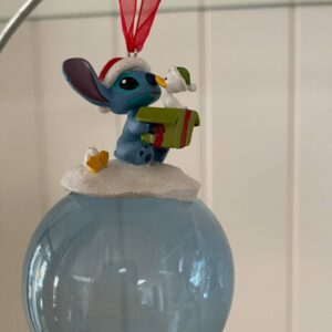 "Kerstbal Stitch ""gift"""