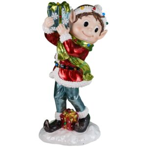 Elf Gift Poly