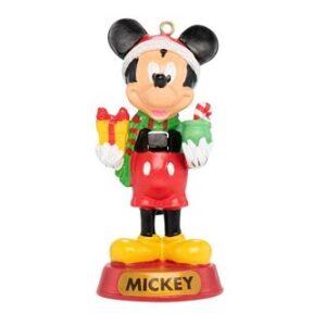 MICKEY NUTCRACKER ORN